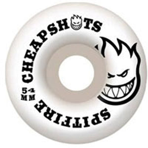 Spitfire Cheapshots 52mm wheels