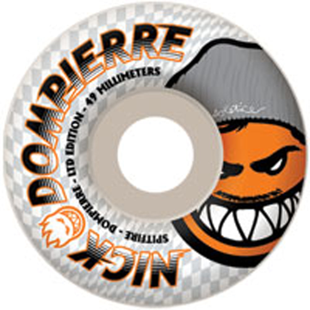 Spitfire Dompierre Limited Edition 51mm wheels