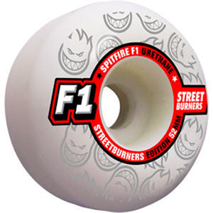 Spitfire F1 Streetburners 53mm wheels