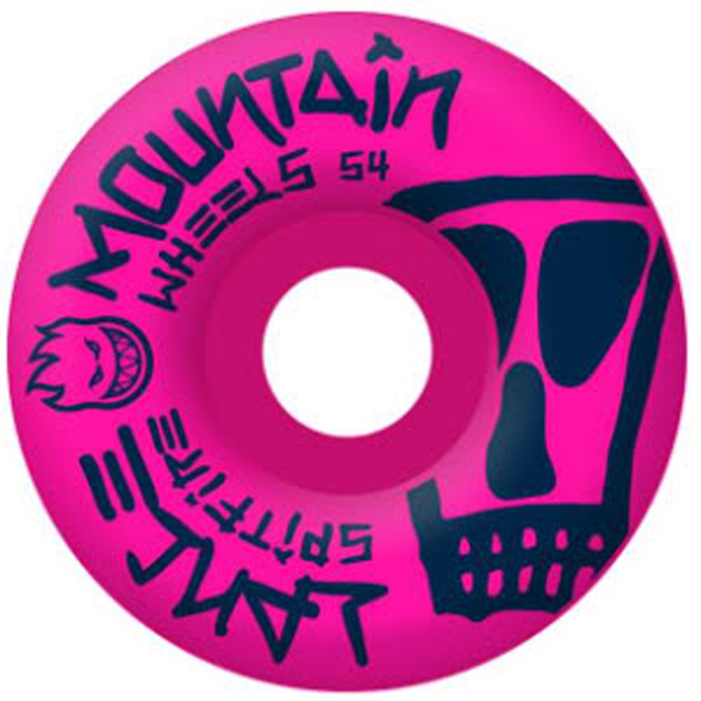 Spitfire Mountain Og Skull 60mm wheels