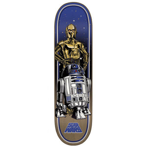 Santa Cruz Star Wars Droids deck 8.375""