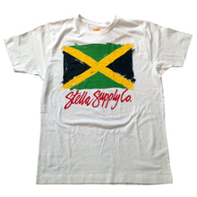 Load image into Gallery viewer, Stella Jamaica white T shirt