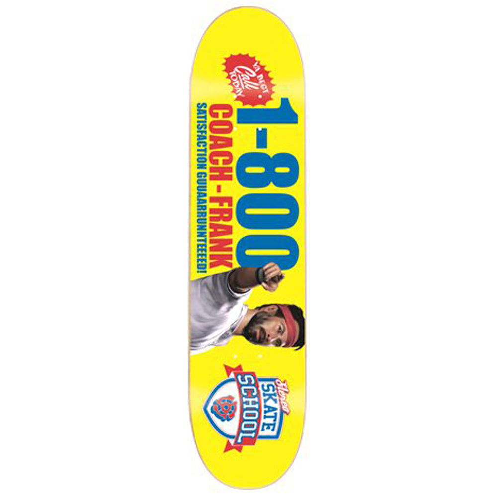 Stereo Coach Frank Ad deck