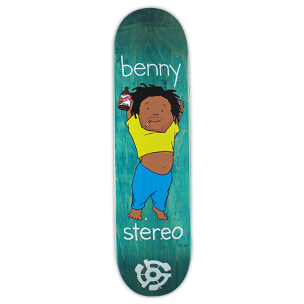 Stereo Fairfax Benny Baby deck