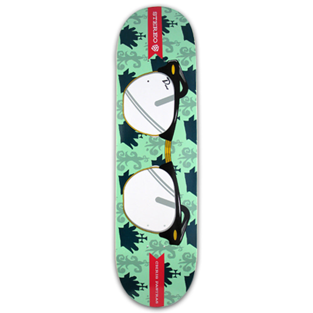 Stereo Pastras Glasses deck