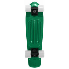 Load image into Gallery viewer, Stereo Vinyl Cruiser Remix green/white complete skateboard