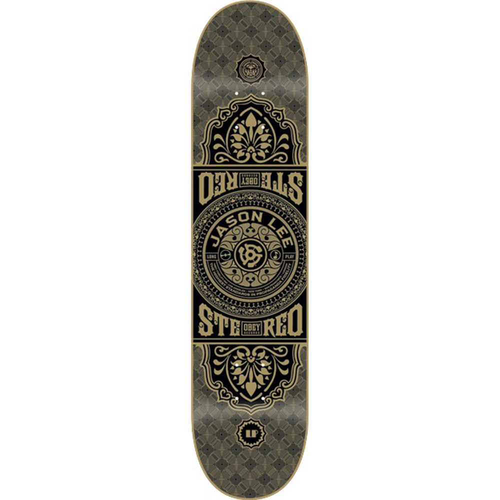 Stereo Lee Obey deck