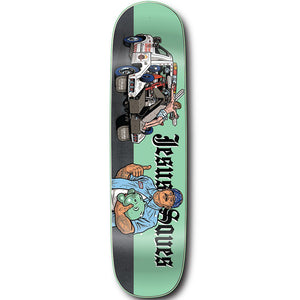 StrangeLove Jesus Saves deck 8.5""