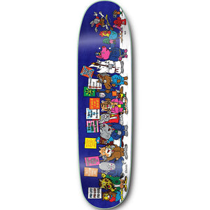 StrangeLove Us and Them deck 8.5""