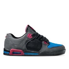 Load image into Gallery viewer, Supra Avenger black/grey/blue
