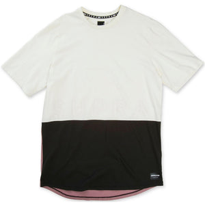Supra Colour Block II T shirt bone/black/mauve