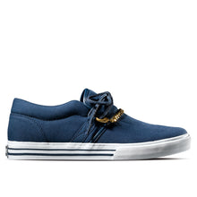 Load image into Gallery viewer, Supra Cuban 1.5 navy canvas