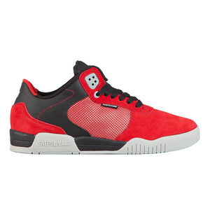 Supra Ellington red/black-grey