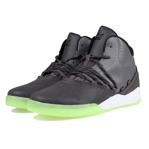 Supra Estaban charcoal/white