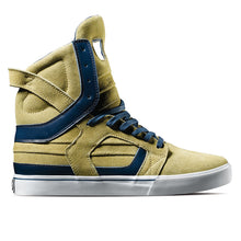 Load image into Gallery viewer, Supra Skytop 2 tan/navy suede
