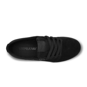 Supra Stacks black/black