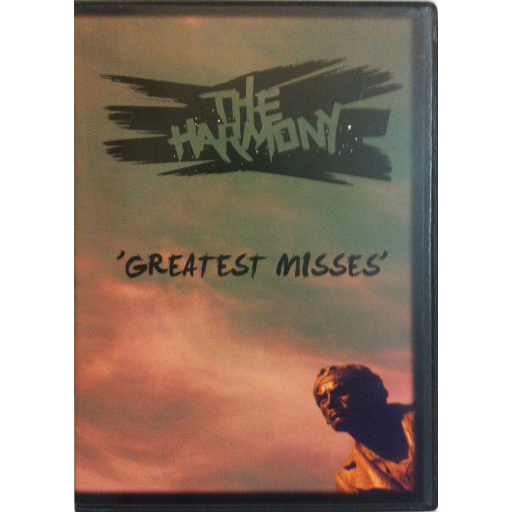 The Harmony Greatest Misses DVD