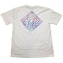 Load image into Gallery viewer, The National Acid Logo white T shirt