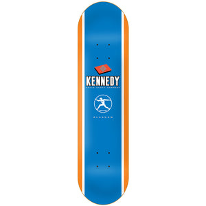 The National Skateboard Co X Colin Kennedy guest deck 8""