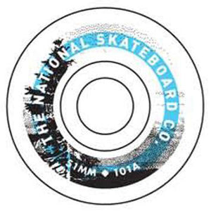 The National Dalarna 51mm wheels