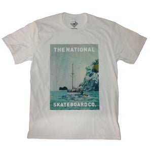 The National Stac Lee white T shirt