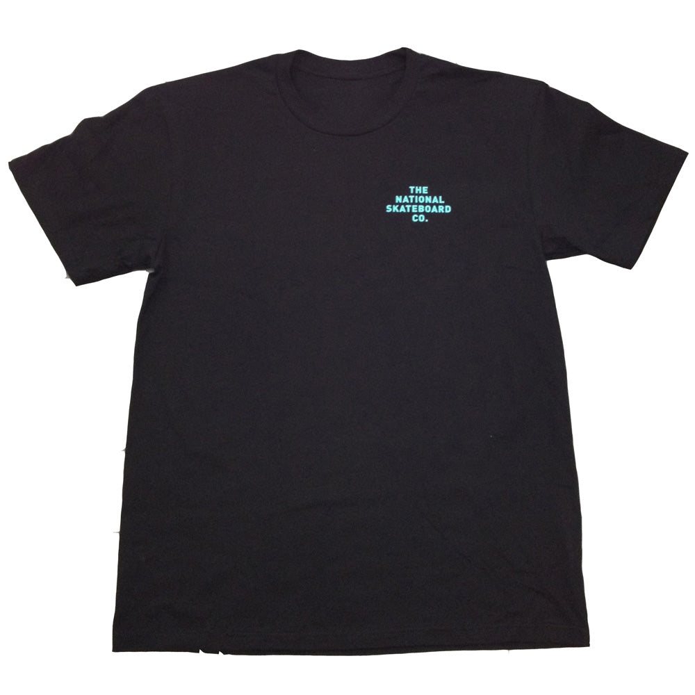 The National Union black T shirt