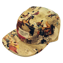 Load image into Gallery viewer, The Quiet Life Beach 5 panel cap