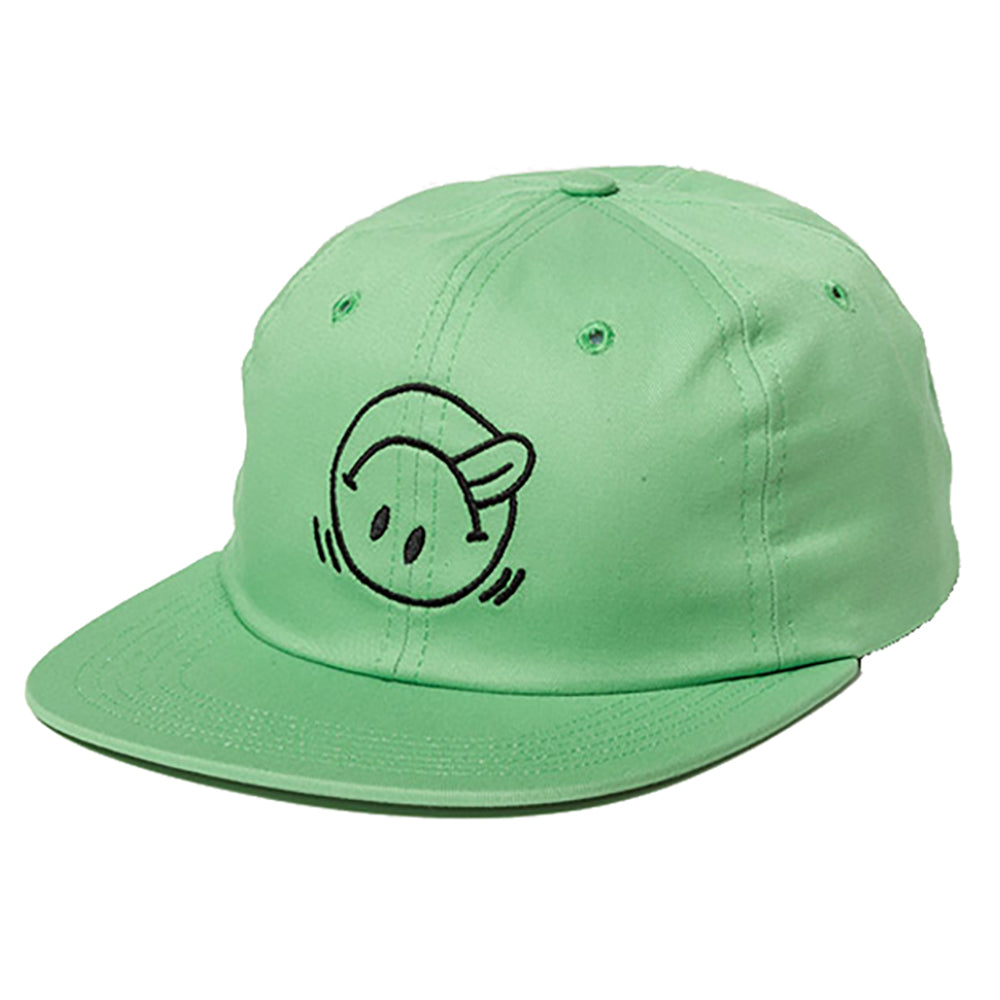 The Quiet Life Concert Polo light green 6 panel cap