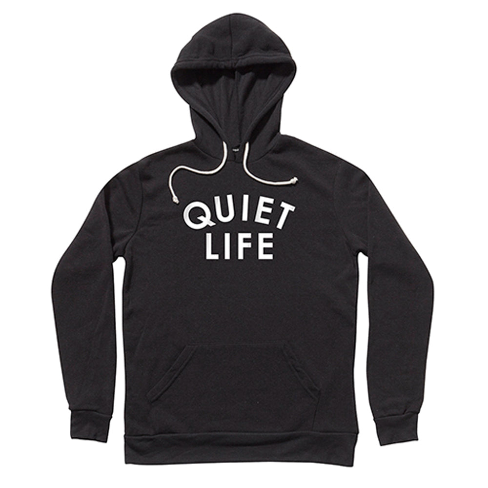 The Quiet Life Since 97 black hood