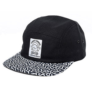 The Quiet Life The Path 5 black panel cap