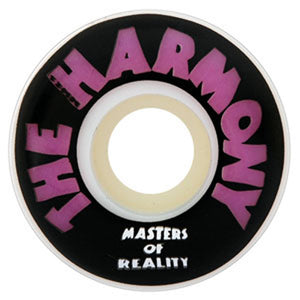 The Harmony Masters 52mm wheels