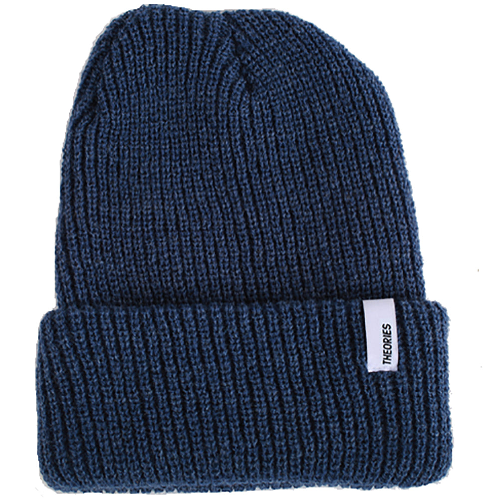 Theories Beacon beanie denim