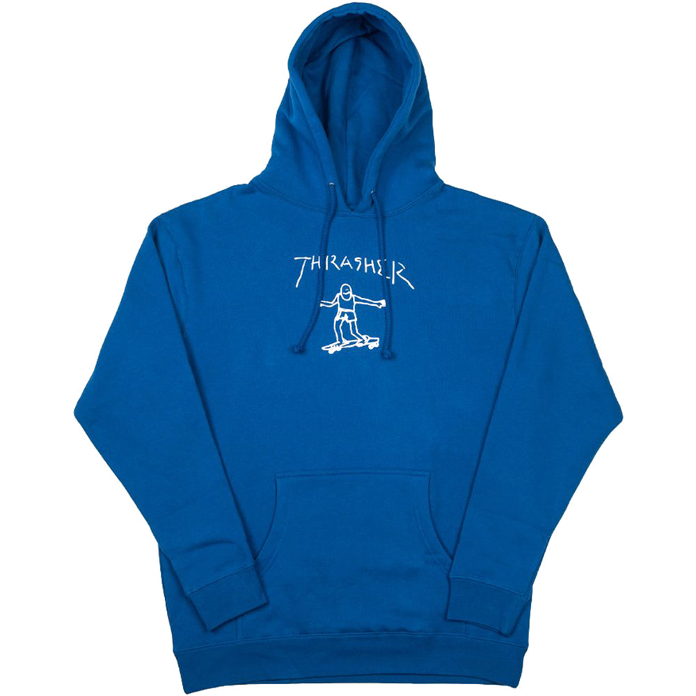 Thrasher Gonz Hoody royal blue
