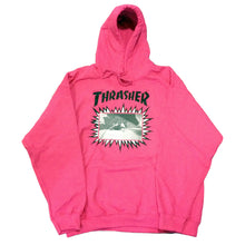 Load image into Gallery viewer, Thrasher Jay Adams Explosive Cover pink hood