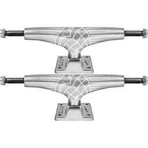 Thunder Hi 148 hollow lights polished team trucks 8.25""