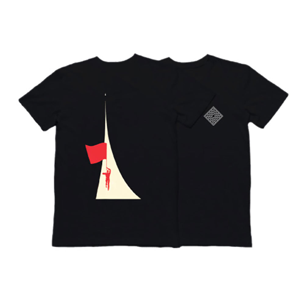 The National Astro black T shirt