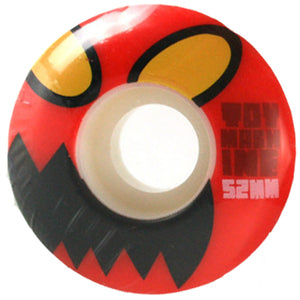 Toy Machine Monster Head 52mm wheels
