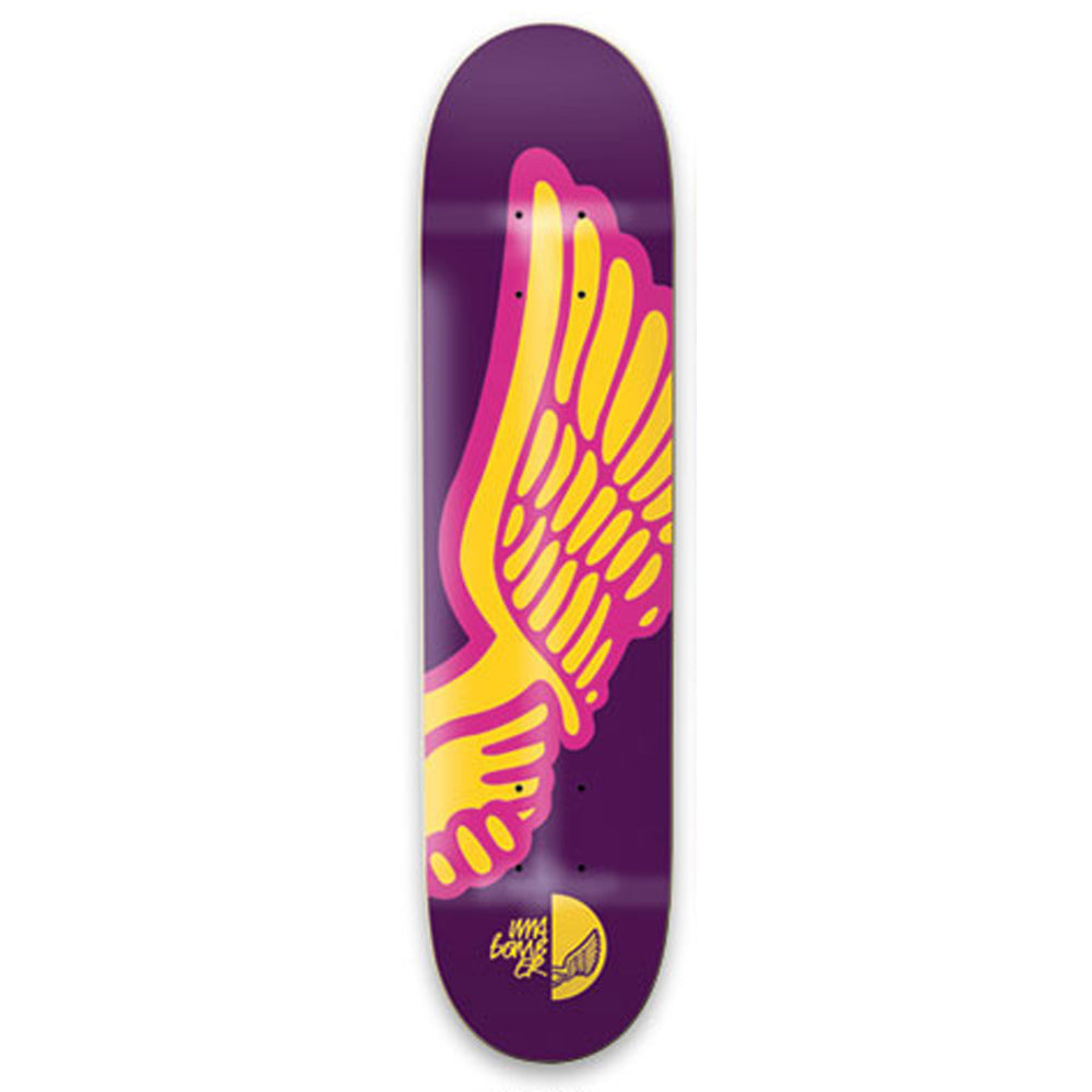 Unabomber Big Wing purple deck