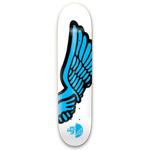 Unabomber Big Wing white deck