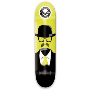 Unabomber Grove Invisible Mr deck