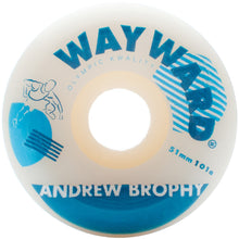Load image into Gallery viewer, Wayward Andrew Brophy Hurdle wheels 51mm