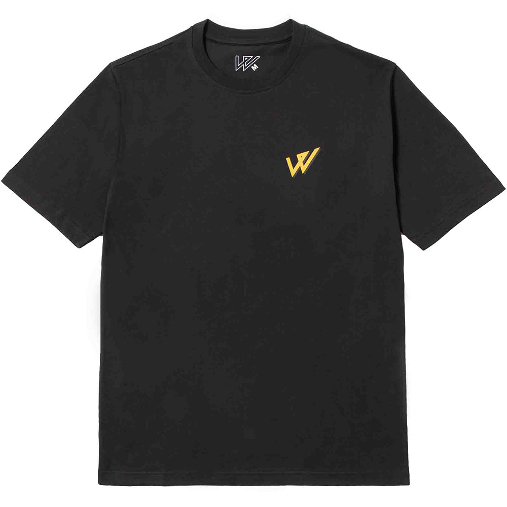 Wayward Ciggies T shirt black