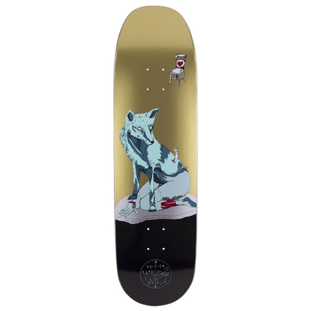 Welcome Rhiannon Baculus gold deck 8.75