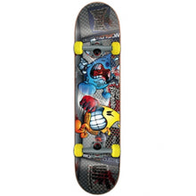 "Load image into Gallery viewer, World Industries Lights Out Flameboy mini size 7"" complete skateboard"