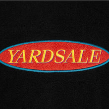 Load image into Gallery viewer, Yardsale Phase crew black