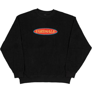 Yardsale Phase crew black