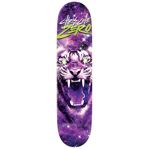 Zero Cole Space Tiger Purple deck