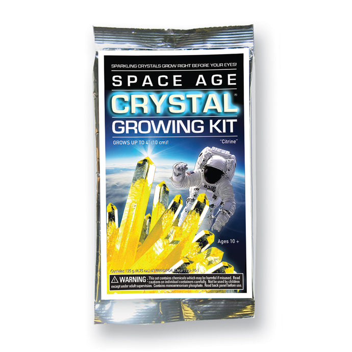 Space Age Crystals® - Item 632: Mylar Pack: Grow
