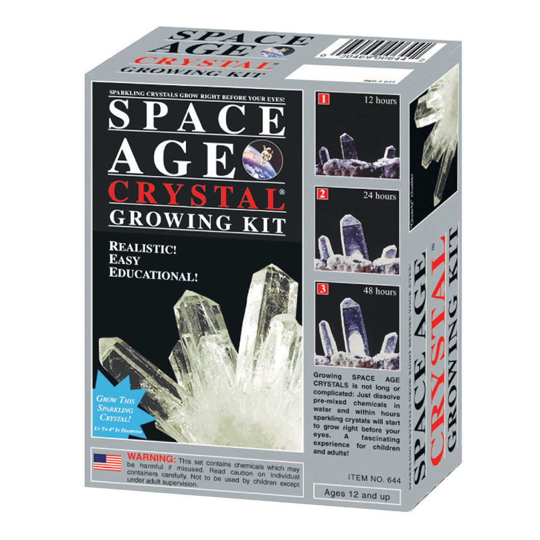 Space Age Crystals® - Item 644: Grow