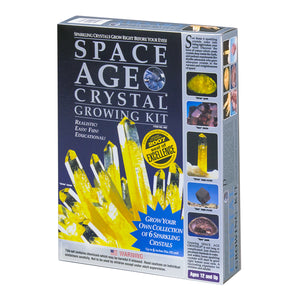 Space Age Crystals® - Item 662: Grow 6